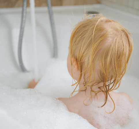 Bath time: Tub and Shower Safety
