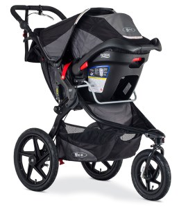 BOB Revolution with B-Safe 25 Infant Car seat by Britax