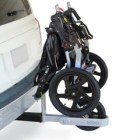 Scout jogging stroller hitch