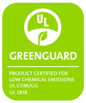baby nursery--Greenguard seal for furniture