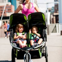 Use Your Jogging Stroller to Strength Train