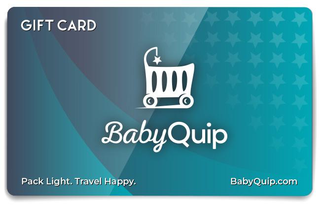 BabyQuip gift card