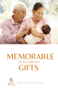 memorable gifts for grandparnets
