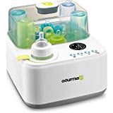 Gourmia Baby Bottle Sterilizer and Warmer