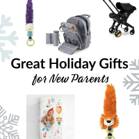 Thoughtful Gifts for New Parents