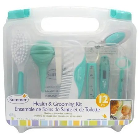 Health & Grooming Kit Teal