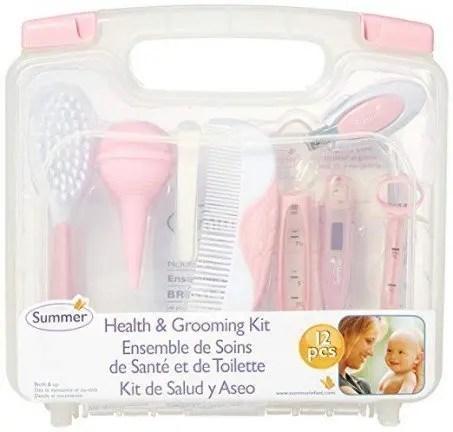 Health & Grooming Kit Pink