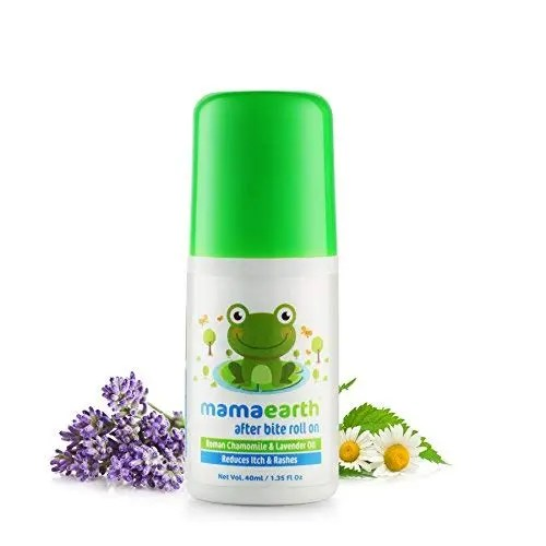 Mamaearth After Bite Roll On for Rashes & Mosquito Bites 40mL