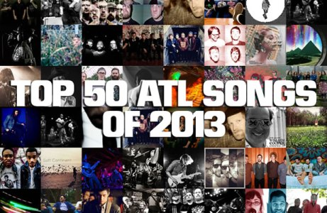 Rrest and Concord America make Latest Disgrace's Top 50 Atl Songs of 2013