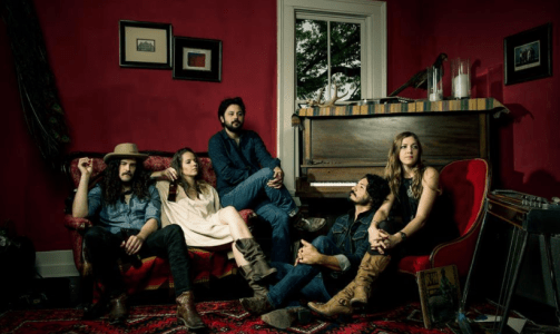 "Glide Magazine premieres Fairbanks & the Lonesome Light's ""Revelation"""