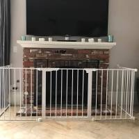 Fireplaces and child safety gates | Baby Safe Homes