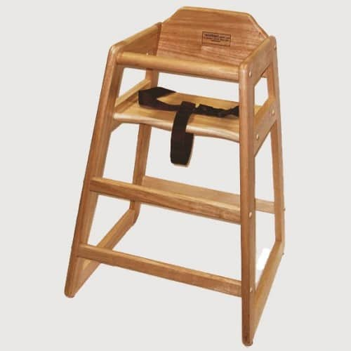 Save 32 On The Restaurant Style High Chair By Lipper Plus