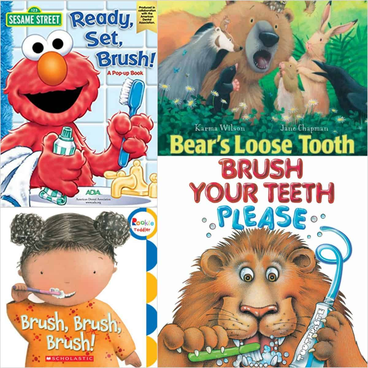 Mom Recommended Children S Books About The Dentist