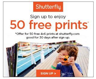 shutterfly promo code 50