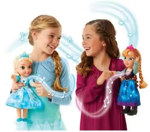 Frozen Toddler Light Shoes