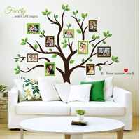 Save 58% on the Timber Artbox Large Family Tree Photo ...