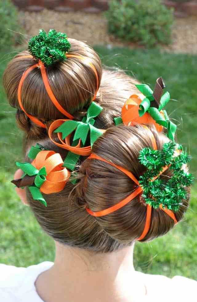 the best cute halloween hairstyles