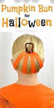 cute halloween hairstyles
