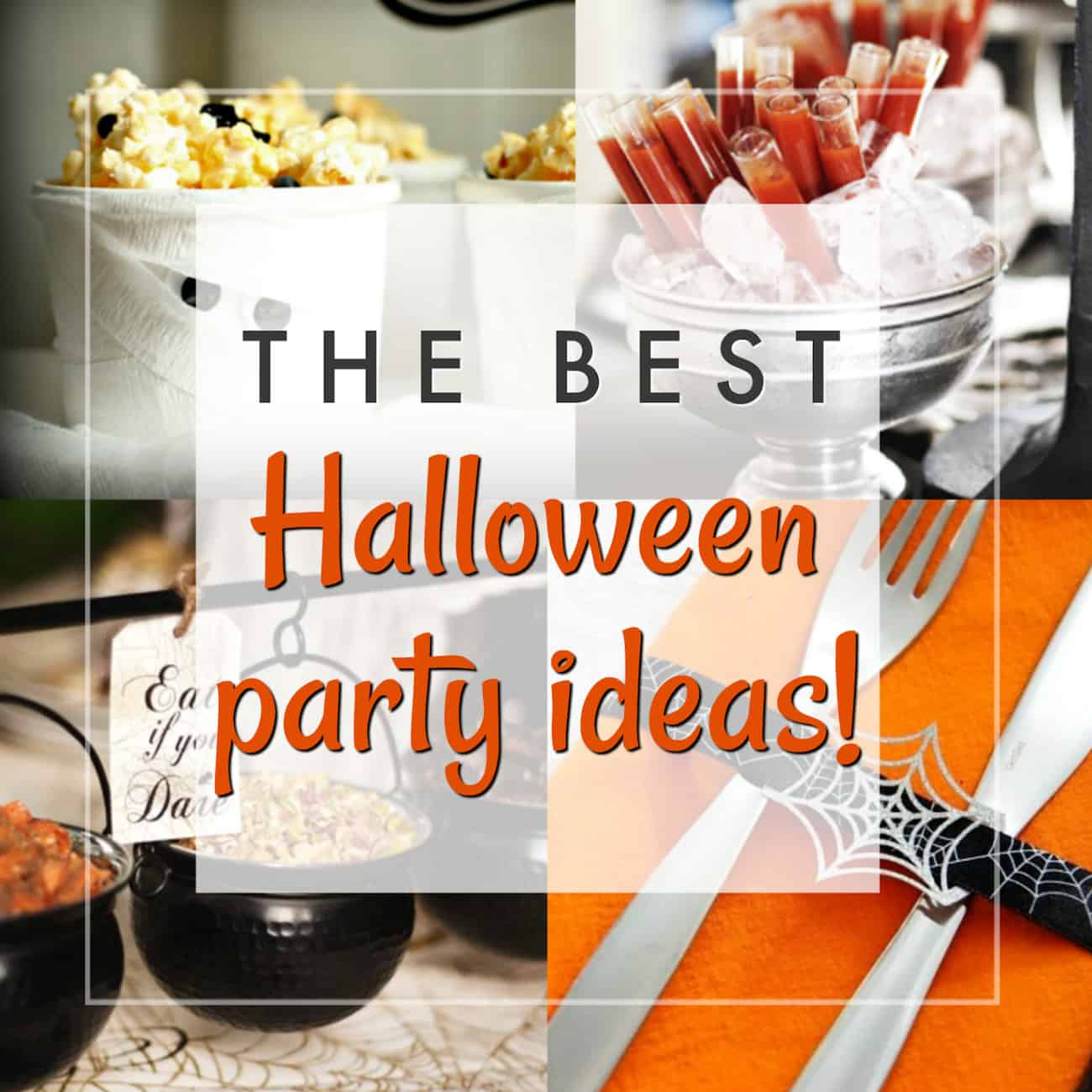 halloween party ideas all