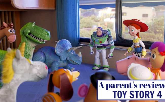 Toy Story 4 Parent Review Is It Kid Friendly What