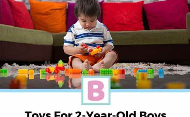 Top 15 Best Toys And Gift Ideas For 2 Year Old Boys 2020