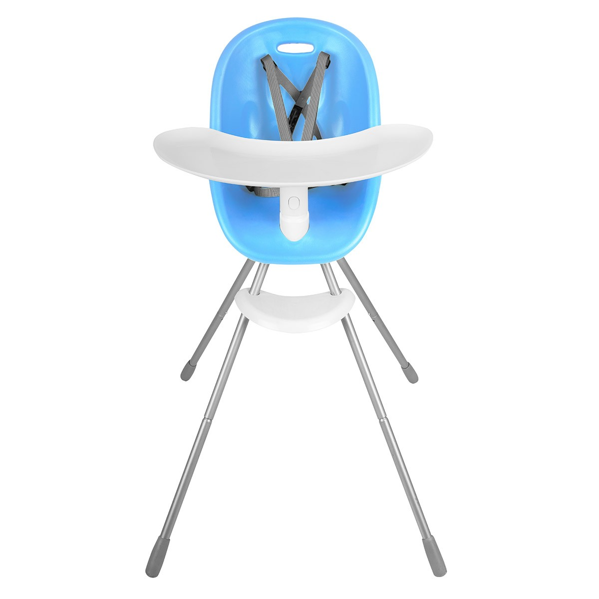 phil and teds poppy high chair baby bath chairs asda blue
