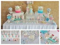 High Tea Party - Baby Shower Ideas - Themes - Games