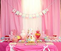 Pink Fairytale Princess Party - Baby Shower Ideas - Themes ...