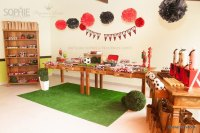 Soccer Baby Shower - Baby Shower Ideas and Shops