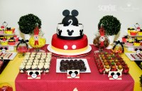 Mickey Mouse Baby Shower Ideas - Baby Shower Ideas and Shops