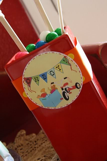 Vintage Toy Themed Baby Shower  Baby Shower Ideas
