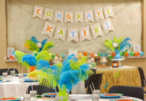 Dinosaur Themed Baby Shower  Baby Shower Ideas  Themes