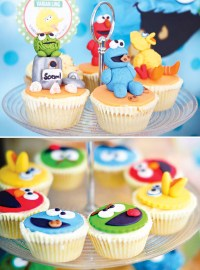 Sesame Street Baby Shower - Baby Shower Ideas - Themes - Games
