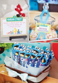BABY SHOWER IDEAS SESAME STREET | Baby Shower