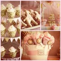 Pink Giraffe Baby Shower Ideas - Baby Shower Ideas - Themes