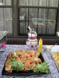Born to be Wild Baby Shower Theme - Baby Shower Ideas ...