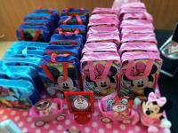 Baby Keira 1st Minnie Mouse Birthday Party - Baby Shower ...