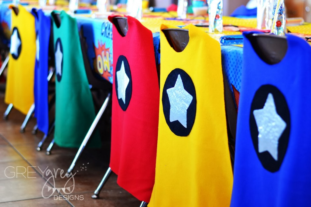 chair covers in cape town orange dining room superhero birthday party - baby shower ideas themes games