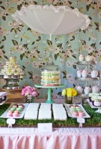 Spring Baby Sprinkle Shower - Baby Shower Ideas - Themes ...
