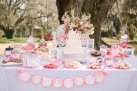 baby shower ideas outdoors - Baby Shower Decoration Ideas