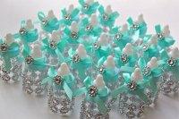Tiffany & Co. Inspired Baby Bottles, Baby Shower Favors ...