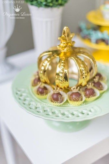 Little Prince Crown Baby Shower Baby Shower Ideas