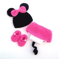 Minnie Mouse Baby Shower - Baby Shower Ideas - Themes - Games