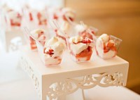 Vintage White Baby Shower - Baby Shower Ideas - Themes - Games