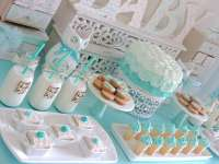 Welcome Home Baby Owl Shower - Baby Shower Ideas - Themes ...