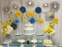 Glam Elephant Baby Shower - Baby Shower Ideas - Themes - Games