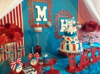 Thing 1 and Thing 2 Baby Shower - Baby Shower Ideas ...
