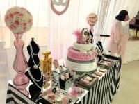 Modern Chic Chanel Baby Shower - Baby Shower Ideas ...