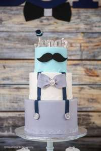 Mustaches And Bows Baby Shower - Baby Shower Ideas ...