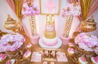 Sweet Pink & Blush Baby Shower - Baby Shower Ideas ...
